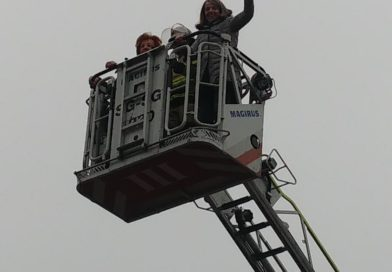 Auch für uns: Feuerwehr auf Platz 1