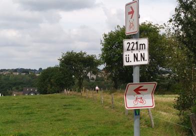 Eindrücke vom Radfahren am 02.08.2020