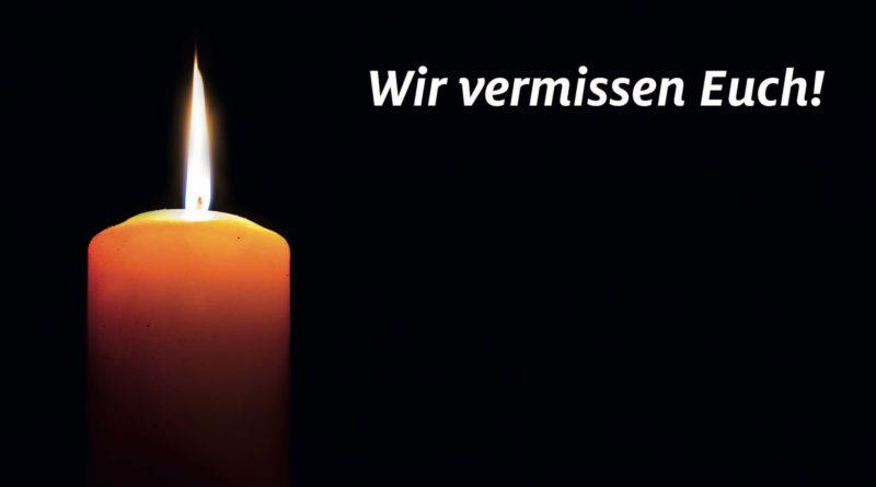 Bundesweiter Gedenktag für die Verstorbenen der Corona-Pandemie